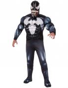 Muskulöses Venom™-Kostüm Lizenzartikel schwarz-weiss-blau