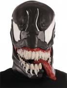 Venom™-Latexmaske Lizenzartikel schwarz-weiß-rot