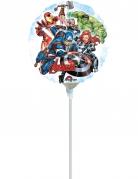 Kleiner Avengers™ Luftballon bunt 23 cm