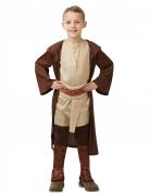 Star Wars™-Kinderkostüm Jedi Lizenzartikel braun
