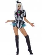 Miss Beetle-Kostüm für Damen bunt