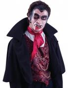 Vampir-Lord Halbmaske für Erwachsene bunt