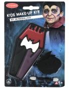 Vampir Make-up-Set für Kinder 3-teilig bund