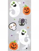 Süßigkeiten-Tüten für Halloween 20 Stück bunt 29x12,7x7 cm