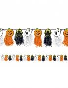 Happy Halloween Girlande bunt 240x40cm