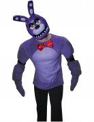 Bonnie-Maske Five nights at Freddy's™-Lizenzmaske lila