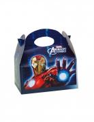 Avengers™-Geschenkboxen 4 Stück bunt 16 x 10,5 x 16 cm
