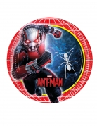Ant-Man™ Partyteller aus Pappkarton 8 Stück bunt 23 cm