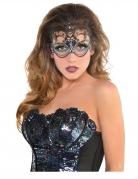 Meerjungfrauen-Augenmaske für Damen bunt