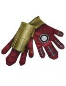 Hulkbuster™-Handschuhe für Erwachsene rot-gold-grau