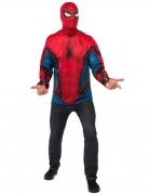 Spiderman Homecoming™-Kostüm mit Kopfbedeckung Marvel™ rot-blau-schwarz