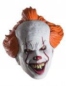 Es™ Horrorfilm-Maske für Erwachsene weiss-rot-orange