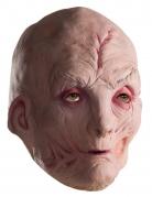 Snoke™-Latexmaske 3/4 Star Wars The last Jedi™ für Erwachsene hautfarben