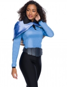 Lando Calrissian™-Umhang für Damen blau-beige