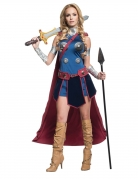 Walküre™-Verkleidung für Damen Marvel™ rot-blau-silber