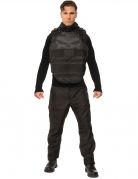 Punisher™ Grand Heritage Kostüm für Erwachsene schwarz