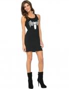 Venom™-Kostüm für Damen Marvel™ schwarz-weiss