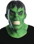 Hulk™-Superheldenmaske für Erwachsene grün-schwarz-weiss