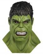 Hulk™-Latexmaske für Erwachsene bunt