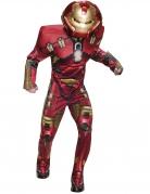 Hulkbuster™-Herrenkostüm rot-gold-schwarz