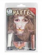 Ratten-Zähne Ratten-Gebiss für Halloweenkostüme