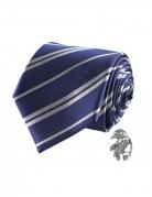 Ravenclaw-Krawatte Harry Potter™ blau-weiss 150x8cm