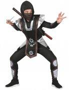 Ninja-Kostüm für Jungen Killer-Ninja Halloween-Kostüm