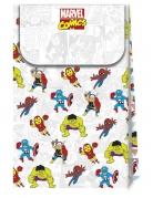 Avengers™ Premium-Geschenktüten 6 Stück bunt 21 x 13 cm