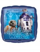 Star-Wars™-Ballon R2-D2™ BB-8™ 43 x 43 cm blau