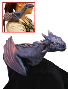 Game of Thrones™ Drogon Kostüm-Accessoire violett
