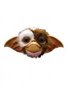 Gremlins™-Vollmaske von Gizmo braun-weiss