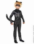 Cat Noir™-Kostüm für Kinder Miraculous™ schwarz