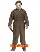 Michael Myers™ Herren-Kostüm grün-weiss-braun