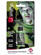 Make-up-Schleim Kunstblut grün 29,5 cm