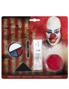 Horrorclown-Make-up Schminkset Halloween