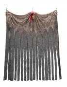 Geisterpiraten-Vorhang für Halloween bunt 200 x 150 cm