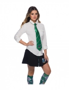 Slytherin™-Krawatte Harry Potter™-Kostümaccessoire