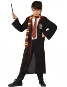Harry-Potter™-Kostüm Gryffindor™ für Kinder schwarz-rot-gelb