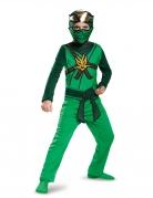 Lloyd-Kostüm Lego Ninjago™ grün