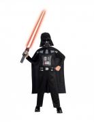 Darth-Vader™-Kostüm für Kinder im Geschenkkoffer Star Wars™ schwarz
