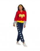 Wonder Woman™-Lizenzkostüm für Damen bunt
