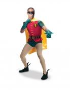 Luxuriöses Robin™-Kostüm für Sammler und Fans Batman 1966™ bunt