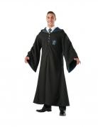 Ravenclaw™-Kostüm Zauberumhang Halloween-Kostüm schwarz-blau