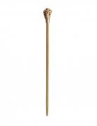 Gehstock Joker™ für Erwachsene goldfarben 92 cm