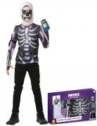 Skull-Trooper™ Kostüm für Kinder und Jugedliche Fortnite™