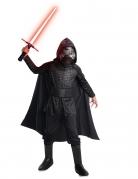 Kylo-Ren™-Kostüm für Kinder Star Wars™ schwarz
