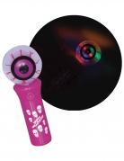Lampe Taschenlampe Auge Totenkopf