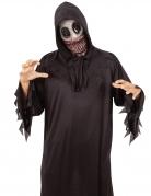 Horror-Maske bösartiges Grinsen für Erwachsene Halloween