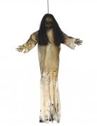Horrorpuppen-Deko Halloween-Figur 90 cm