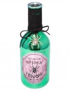 Spinnengift-Flasche Gift-Fläschchen Halloween-Deko 22 cm